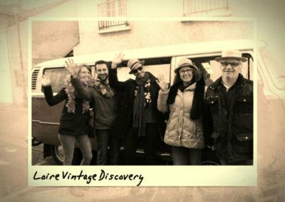 Visite de Saumur