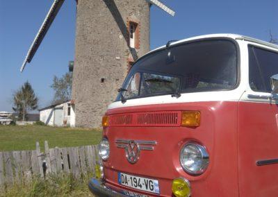 Oh..!! Un moulin..!!