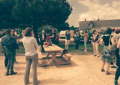L'équipe de Saumur Val de Loire